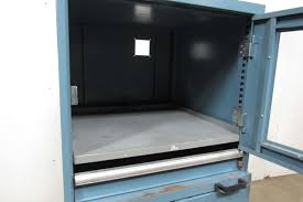 Industrial Computer Cabinet Lista Mobile Industrial Computer Cabinet W Floor Lock Fully