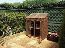 small wooden greenhouse uk designs