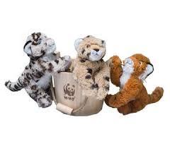 world wildlife fund wwf gift center tub of cubs adoption kit
