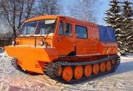 Resultado de imagen de snow tracked vehicle