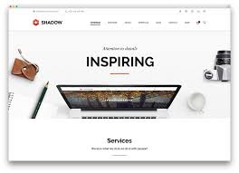 Small Picture 40 Awesome Flat Design WordPress Themes 2017 Colorlib