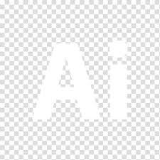 Black N White Adobe Illustration Logo Transparent Background Png