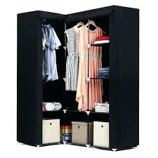 modular closet systems wardrobes wooden canvas wardrobe storage ideas corner wood