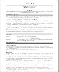 Application Support Engineer Template Free