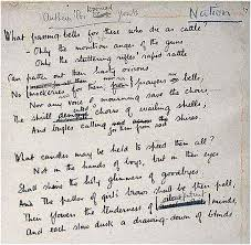 the poetry of wilfred owen surrey in the great war  anthem for doomed youth