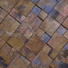 3d copper tile in bronze brushed for kitchen backsplash wall tile a6yb007