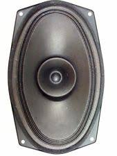 speakers vintage. 2 tesla westra full range nos elliptical oval speakers for klangfilm vintage 70s d