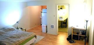 Studio Apartment Bedroom Exterior Impressive Inspiration