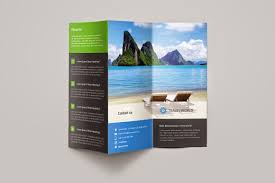 Sample Brochure Design Tourism - Brickhost #14D7Fe85Bc37