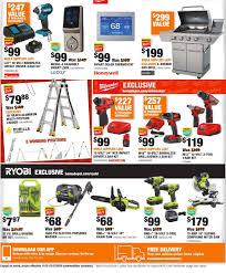 Home Depot Black Friday Ad 2020