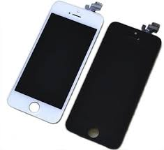 iphone replacement screen. these screens are high quality replacements for the original iphone 5/5c/5s lcd screen and digitizer at a fraction of price an includes replacement e