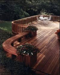 Unique Deck Design Ideas Simple Deck Designs Ground Level Small Home Elements And
