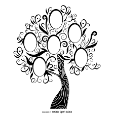 how to draw family tree family tree drawing easy at getdrawings com free for personal use