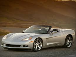 2004 Chevrolet Corvette Convertible C6 related infomation ...