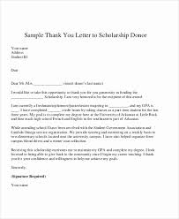 30 Thank You Letter Outline Pryncepality
