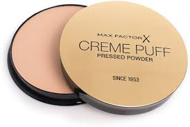 Max Factor Creme Puff Colour Chart Max Factor Creme Puff Pressed Powder Compact Price In