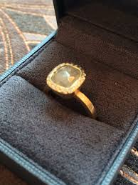 todd reed solire enement ring perfect condition 33 obo