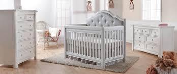elegant baby furniture. Delighful Furniture Crib In Vintage White Cristallo Collection In Elegant Baby Furniture