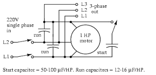 2 pole 3 phase motor wiring diagram wiring diagrams single phase induction motors ac electronics text