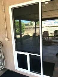 adorable screen door dog door screen door with door built in pet door dog doors for