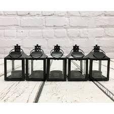 garda tealight candle lantern set of 5