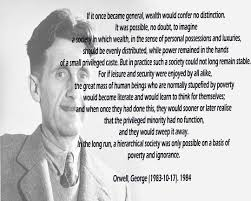 Best Images About George Orwell On Pinterest   Language  Herb          by George Orwell  Quotes  Books  Inspiration