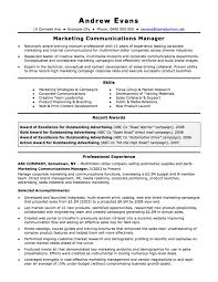 Internal Resume Template Resume Template For Australia Copy Templates And Examples Joblers 99