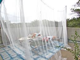 mosquito netting curtains outdoor bamboo curtains screen enclosure kits