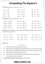 free maths worksheets and answers cazoomy