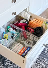 are you bathroom cabinets and drawers a disaster check out the creative ways this blogger
