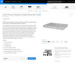 Download hpda firmware, using the same process as step 4 above. Ubiquiti Unifi Protect Network Video Recorder Unvr 4 Now Available Missing Remote
