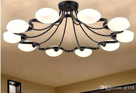 full size of eliana 6 light black linear glass globe chandelier lights joon indoor led vintage