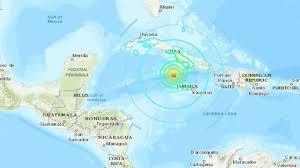 Caraibi, scossa di terremoto di magnitudo 7.7: scatta l ...