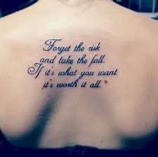 Quote Tattoos For Women Beauteous Amazing 48 Unique Meaningful Tattoo Ideas For Women Clothme