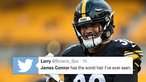 The internet absolutely roasted James Conner for one of the worst ...
