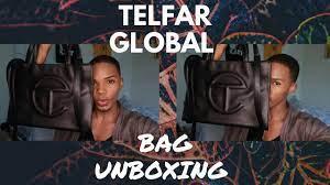 UNBOXING: Telfar Medium Shopping Bag ...