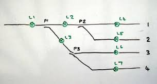 basic simple electrics for model railways circuit wiring diagram