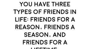Inspirational Quotes About Friendship