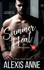 <b>Summer Heat</b>: A Storm Inside Novel (The <b>Wild</b> Pitch Series Book 1 ...