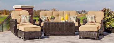 breckenridge patio seating set patio lounge sets7