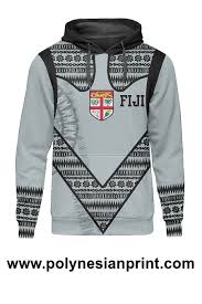 Hoodies Designed By Artists Fiji Pullover Hoodie Special Version A02 1st Fiji