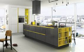 Gray And Yellow Kitchen Decor Kitchen Lovely Yellow Accent Kitchens Ideas Red And Yellow