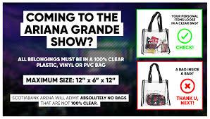 Ariana Grande Scotiabank Arena