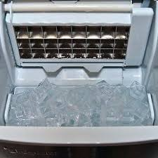 countertop clear ice maker pellet beautiful portable compact cube frigidaire