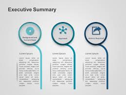 Executive Summary Powerpoint Template 3 Executive Summary