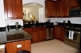 cherry kitchen cabinets black granite. Cherry Wood Cabinets Kitchen Fresh Interesting With Black Granite New In H