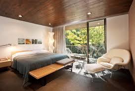 Airy Mid Century Bedroom