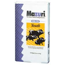 Mazuri Mini Pig Feeding Chart Mazuri Mini Pig Feed Youth 25 Lb Tractor Supply Co