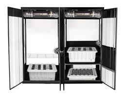 Hydroponic Grow Cabinet Trinity 30 Hps Grow Cabinet Supercloset