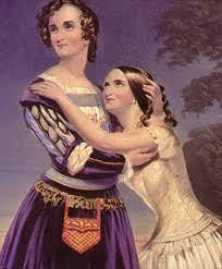 romeo and juliet persuasive essay which is better the book or charlotte and susan cushman the cushman sisters in shakespeare s romeo and juliet in 1846